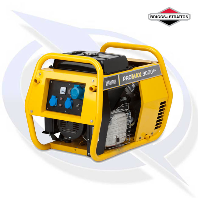 Briggs Amp Stratton Promax 9000ea 8 75kva 7 0kw Portable