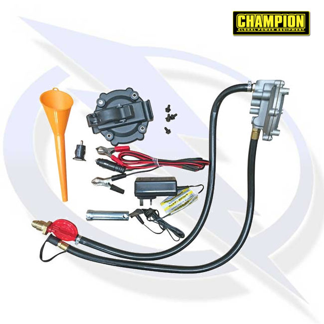 Champion 73001I-DF 3100 Watt Inverter Dual Fuel Generator