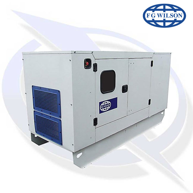 FG Wilson Generators - Energy Generator Sales