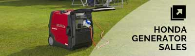 Honda Generators For Sale