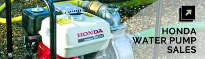Honda Water Pump Sales
