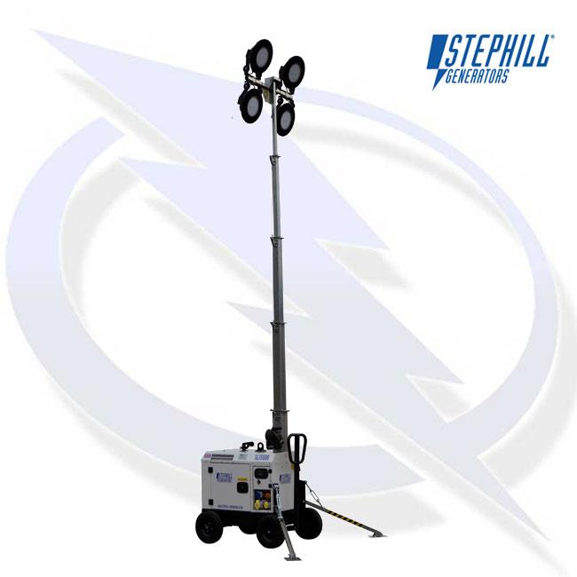 Stephill SLT5000 4.5kVA/3.5kW Super Silent L70NES Diesel
