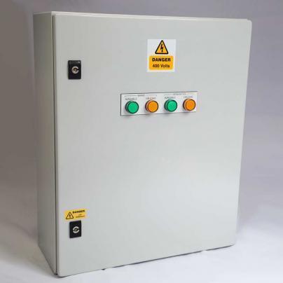 100A 3 Phase 415V ATS Panel UK Made