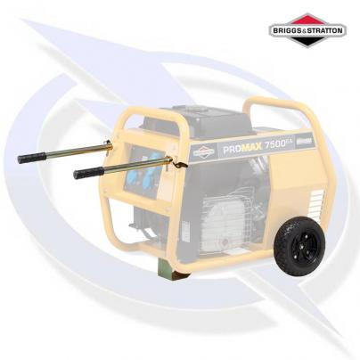 Briggs & Stratton ProMax 7500EA & 9000EA Wheel Kit