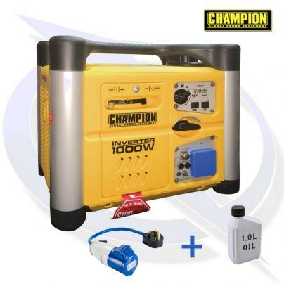 Champion 71001I-E 1000 Watt Inverter Petrol Generator