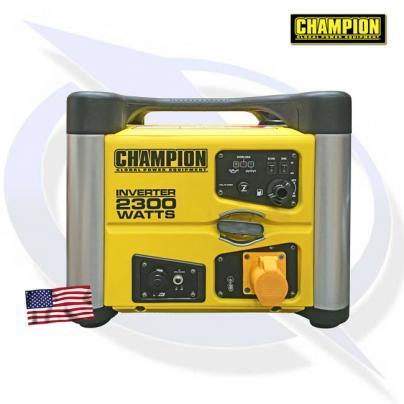 Champion 72120i 2300 Watt 110V Inverter Petrol Generator