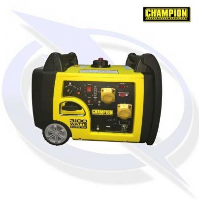 Champion 73120i 3100 Watt 110V Inverter Petrol Generator