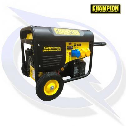 Champion CPG6500 5500 Watt AVR Petrol Generator