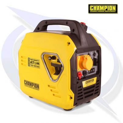 CHAMPION 92120I 110V 2500 WATT INVERTER PETROL GENERATOR