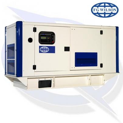 FG Wilson P65-6 AVR 65kva/52kW EU Stage 3A Diesel Canopy Generator