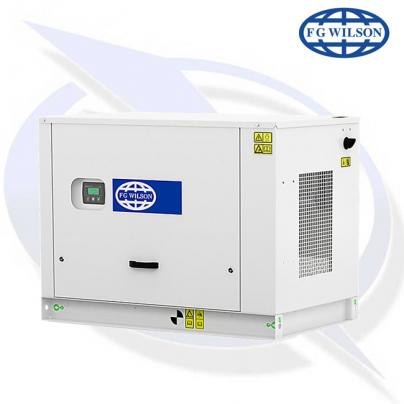FG Wilson P16.5-6S AVR 16.5kva/16.5kW EU Stage 3A Diesel Canopy Generator