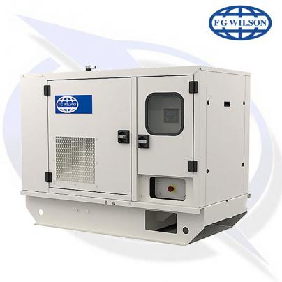 FG Wilson P22-6 AVR 22kva/17.6kW EU Stage 3A Diesel Canopy Generator