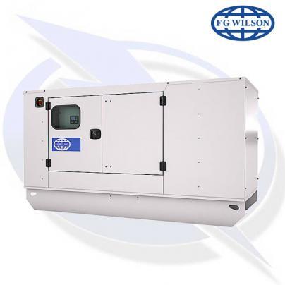 FG Wilson P50-3 AVR 50kVA/40kW Diesel Canopy Generator
