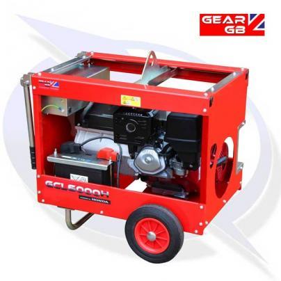 GEARGB GCE6000H 7KVA/5.5KW LPG STANDBY OFF GRID GENERATOR