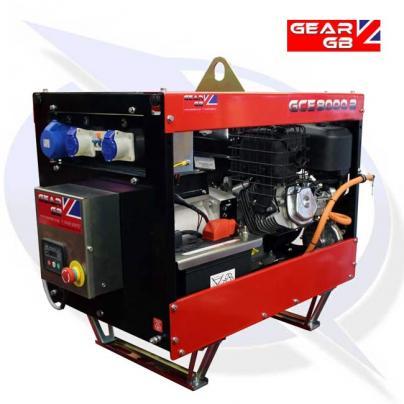 GearGB GCE5000B 5kVA/4.2kW LPG Standby Off Grid Generator