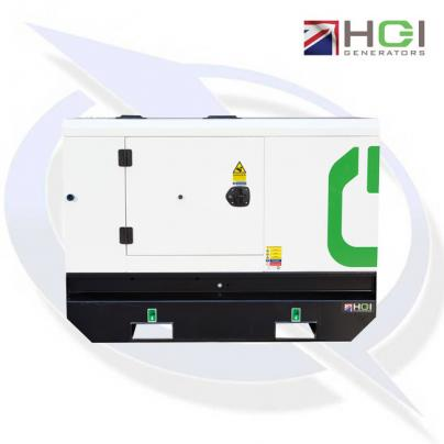 HGI (Harrington) HRD090D1 9kVA/7.2kW single phase SUPER SILENT DIESEL GENERATOR