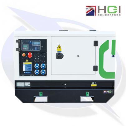 HGI Harrington HRD270T1 27kVA/21.6kW Multi Phase SUPER SILENT DIESEL GENERATOR