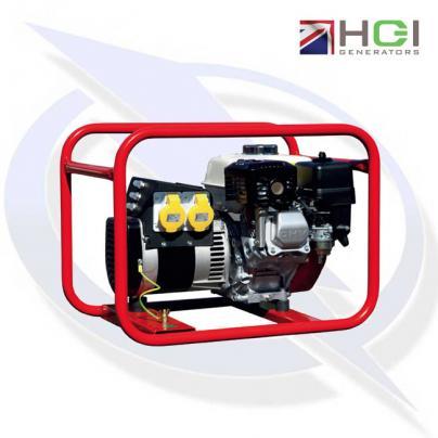 HGI Harrington HRP24C 3kVA/2.4kW Honda GX160 Petrol Generator