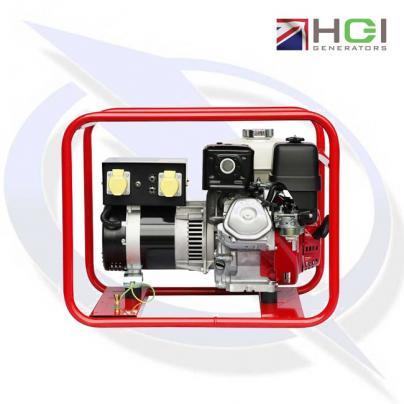 HGI Harrington HRP24MC 3kVA/2.4kW Honda GX160 Petrol Generator