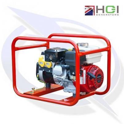 HGI Harrington HRP28C 3.5kVA/2.8kW Honda GX200 Petrol Generator