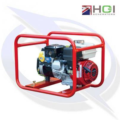 HGI Harrington HRP28D 3.5kVA/2.8kW Honda GX200 Petrol Generator