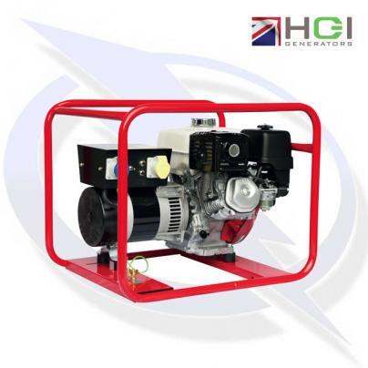 HGI Harrington HRP28MC 3.5kVA/2.8kW Honda GX200 Petrol Generator