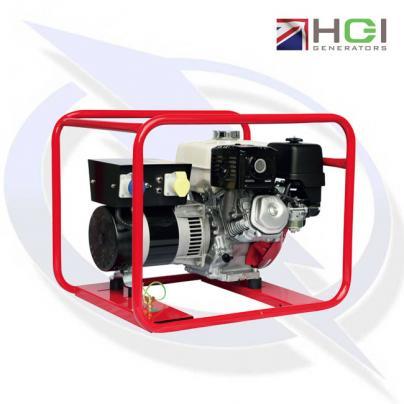 HGI Harrington HRP28MD 3.5kVA/2.8kW Honda GX200 Petrol Generator