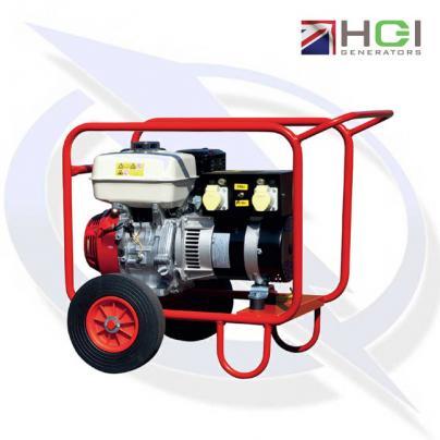 HGI Harrington HRP35C 4.4kVA/3.5kW Honda GX270 Petrol Generator