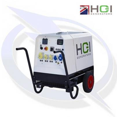 HGI HARRINGTON HRD060 6KVA/4.8KW SINGLE PHASE SILENT DIESEL GENERATOR