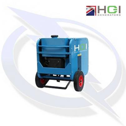 HGI Harrington SKD26D 2.6kVA/2.1kW single phase DIESEL GENERATOR