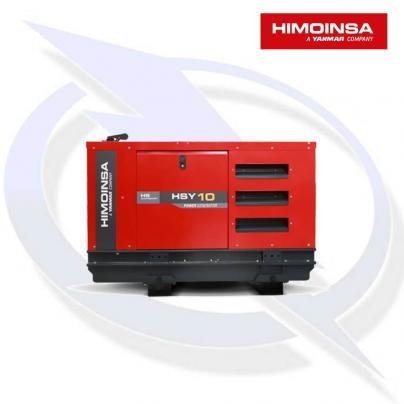 Himoinsa HSY-10 T5 9.9kVA/8kW Three Phase Diesel Canopy Generator