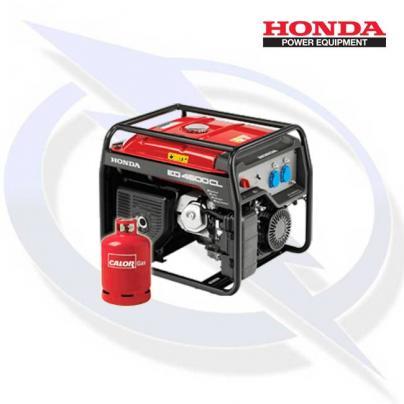 Honda EG 4500CL 4.5kW/4.5kVA Specialist Heavy Duty Framed Dual Fuel LPG Generator