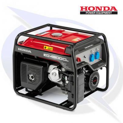 Honda EG 4500cl Specialist Framed Petrol Generator