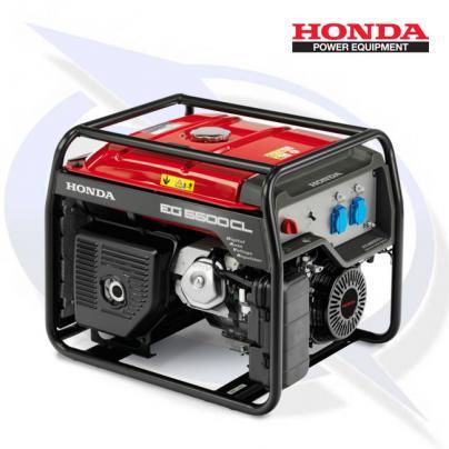 Honda EG 5500cl Specialist Framed Petrol Generator