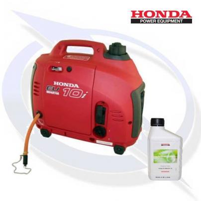 Honda EU10i 110V 1kW/1kVA Dual-Fuel LPG Inverter Generator