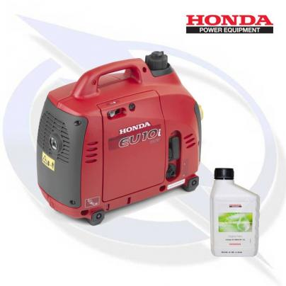 Honda EU10is 110V 1kW petrol Inverter Generator