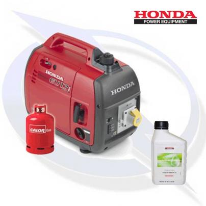 Honda EU17is 110V 1.7kW LPG Dual Fuel Inverter Generator