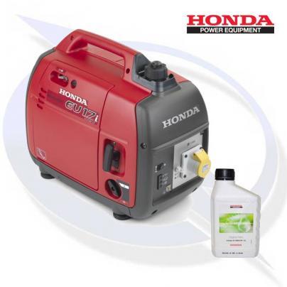 Honda EU17is 110V 1.7kW petrol Inverter Generator