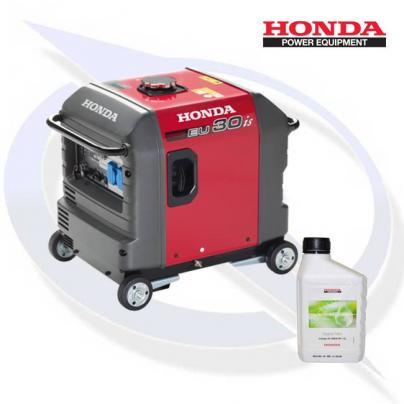 Honda EU30is 1kW petrol Inverter Generator