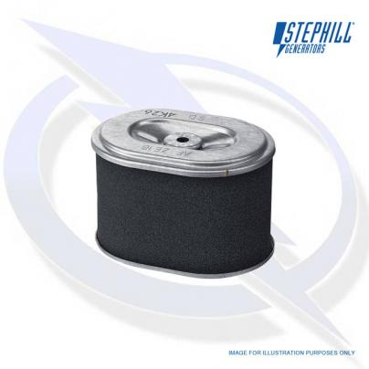 Air Filter for Honda GX160 & GX200 Stephill Generator Engines