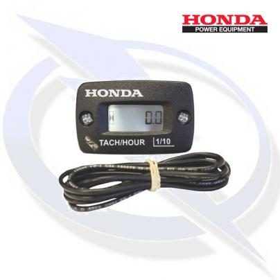 Honda Surface Mount Hour Meter with Tachometer