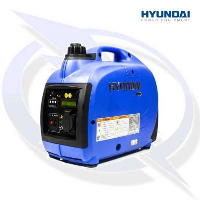 Hyundai HY1000Si 1kW Inverter Suitcase Petrol Generator