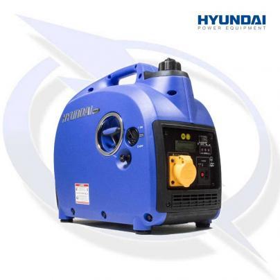 Hyundai HY2000Si-115 2kW Portable Petrol Inverter Generator