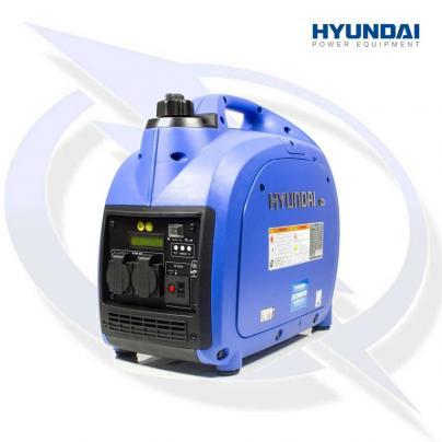 Hyundai HY2000Si 2.3kVA/2kW Inverter Suitcase Petrol Generator