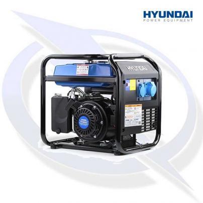 Hyundai HY3000CI 3.1kVa/3kW Inverter Petrol Generator