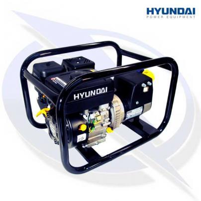 Hyundai HY3400 Hire Pro 3.4kVA/2.7kW Framed Petrol Generator