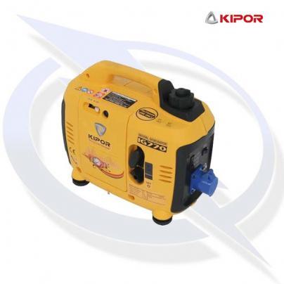 Kipor IG770 0.7 kVA Digital Suitcase Generator