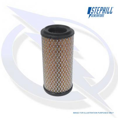 Air filter for Kubota D722 Stephill Generator Engines