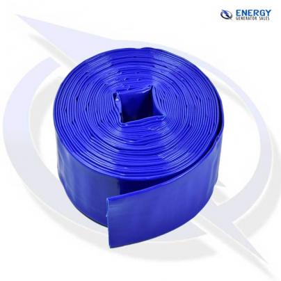 "3"" Layflat Hose 76mm - 20m Length"