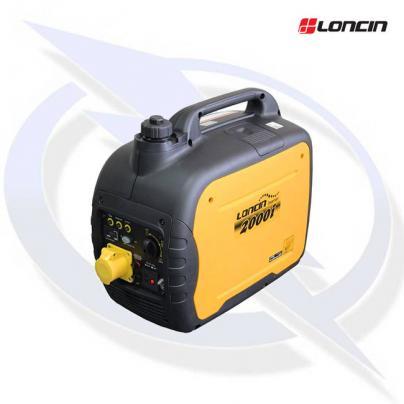 Loncin LC2000i 2kVA/1.6kW 110V petrol inverter suitcase generator
